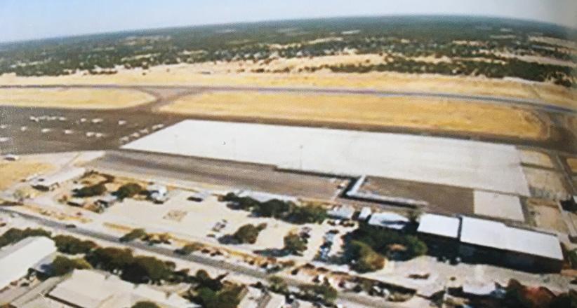 博茨瓦纳翁机场跑道项目