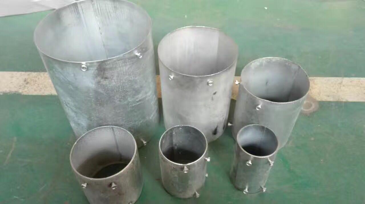 镀锌钢管新型连接方式