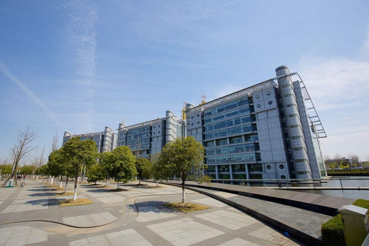 上海微软工业园