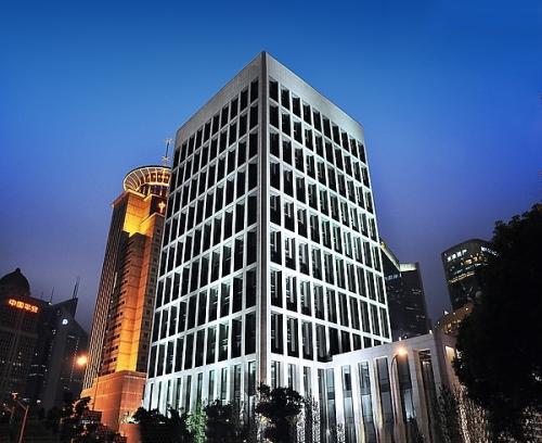 上海浦东机场海关大楼