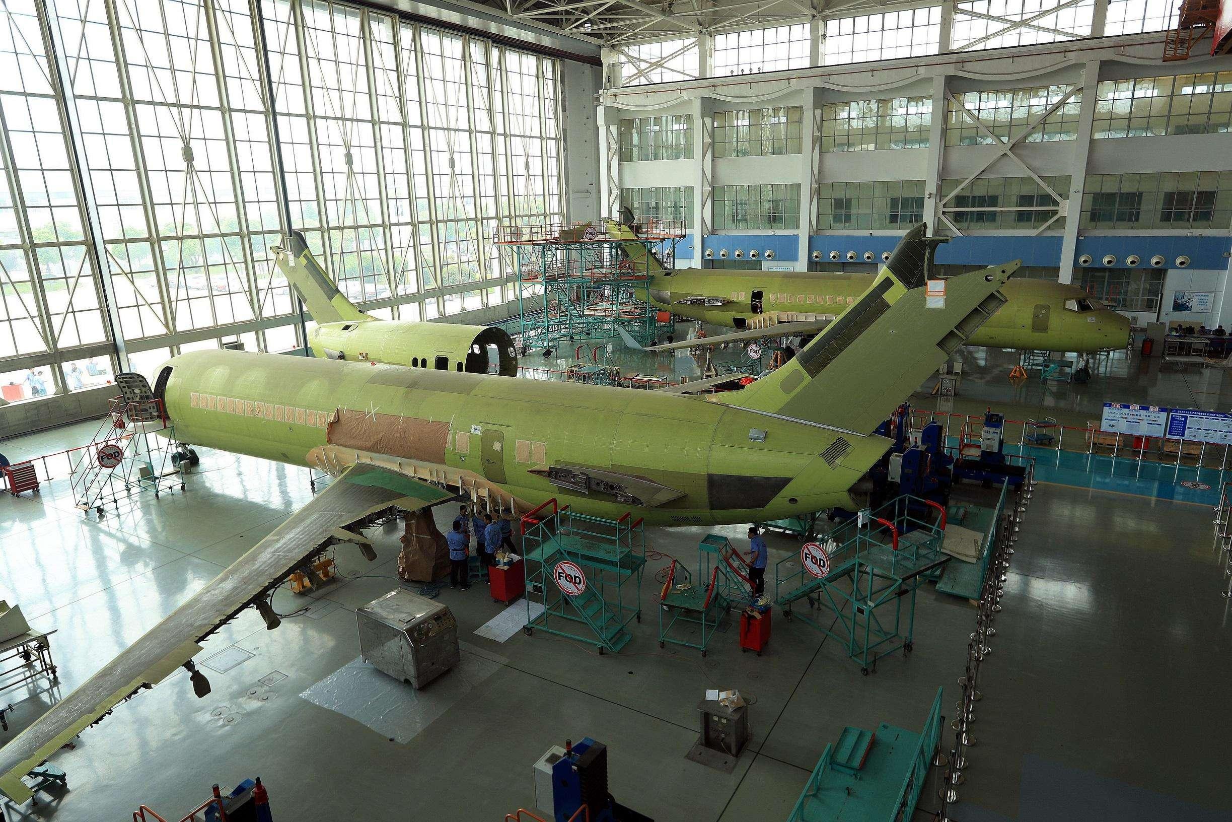 上海飞机制造厂