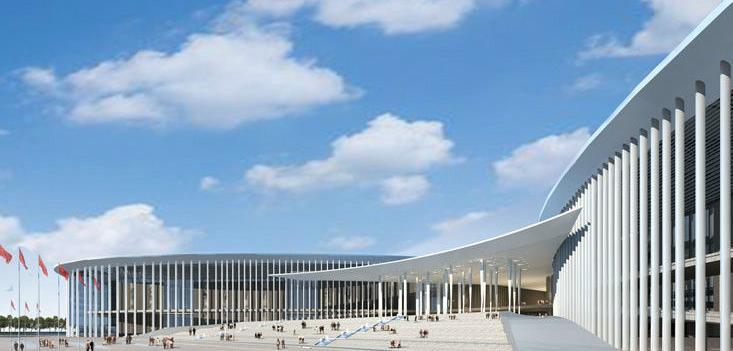虹桥国家会展中心