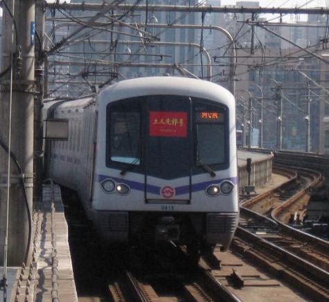 上海轨道交通四号线