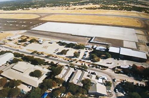 博茨瓦纳马翁机场跑道项目