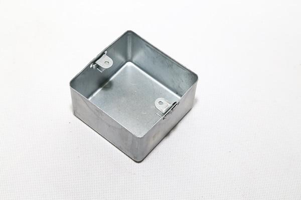 铁明装盒(拉伸型)